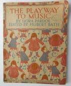 The Playway to Music 1920s teachers book Dora Pardoe children Marcia Lane Foster
